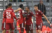 Bayern Múnich ganó su primer partido en la Bundesliga