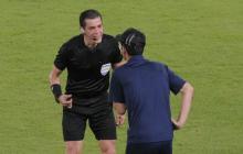 Así vivió Arturo Reyes su primer partido como técnico de Junior