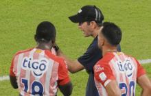 Lo qué hizo Arturo Reyes para que Junior mejorara su ataque