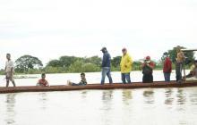 Gobernador de Sucre pide ayuda para superar la emergencia en Guaranda