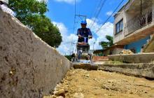 Las obras que le cambian la cara a 68 barrios de Barranquilla
