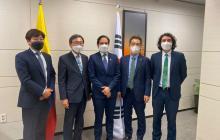 Colombia apuesta a la producción de hidrógeno verde y azul