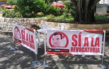 Alcalde de Sincelejo dice que no lo distrae la revocatoria