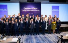Se crea consejo de negocios Colombia-Corea
