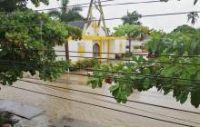 Iglesia habilita sedes de acopio de ayudas y albergue para la Mojana