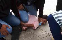 Atraco a taxista termina en balacera en el norte de Barranquilla