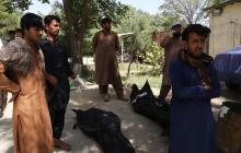 Aumentan a 161 los muertos en el atentado en el aeropuerto de Kabul