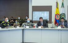 La Policía seguirá perteneciendo al Mindefensa: Molano