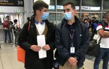 Migración Colombia expulsó a ciudadano italiano que participó en disturbios en Usme