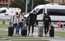 La Selección Colombia encendió motores para la doble jornada de Eliminatoria