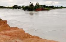 En Bolívar envían equipos para atender desbordamiento del río Cauca
