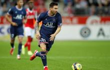 "Kylian Mbappé dice ""presente""; Messi, al ralentí"