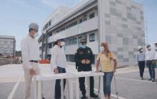 """""""Con más infraestructura y movilidad, estamos fortaleciendo la capacidad de la Policía"""": Elsa Noguera"""
