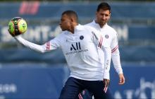 Messi, suplente en el PSG mientras que Mbappé jugará como titular