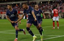 Kylian Mbappé se concentra con la selección francesa con su futuro en el aire