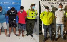 Policía desarticula la banda delincuencial 'los Piratas'