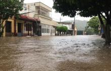 Torrencial y prolongado aguacero dejó en emergencia a Santa Marta
