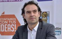 Federico Gutiérrez inscribió su precandidatura a la Presidencia de Colombia