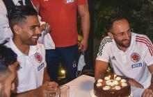 Falcao deja entrever que jugará en el Rayo Vallecano