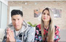 'Chyno' Miranda confirmó que está separado de su esposa hace más de un año