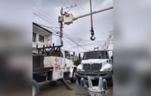 Dos municipios del Atlántico se quedarán sin energía este jueves
