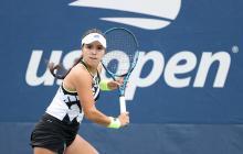 María Camila Osorio perdió en la segunda ronda del US Open