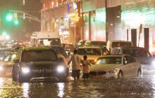 Muertes en Nueva York y Nueva Jersey por las fuertes lluvias