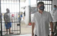 Alcalde Pumarejo anuncia más cupos en la cárcel Distrital y El Bosque