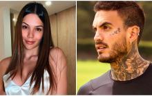 """Lina Tejeiro y Mateo Carvajal: así respondió la actriz al modelo tras llamarla """"marimacho"""""""