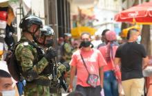 Ejército patrullará las calles de Barranquilla desde este viernes