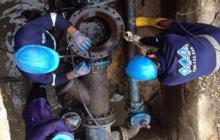 Suspenden servicio de agua en varios sectores de Barranquilla