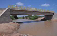 Desaparece joven wayuu en las aguas del río Ranchería