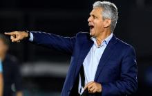 Reinaldo Rueda dice que le gustó la reacción de Colombia en el juego ante Paraguay