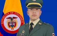 Investigan si cadáver hallado es el del subteniente Cristian Calderón