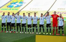Argentina volvió a su país luego del escandalo en Brasil