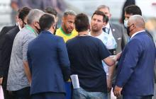 Fifa recibe primeros informes Brasil-Argentina y decidirá a su debido tiempo