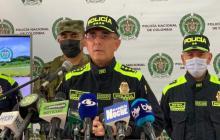 Dos muertos y dos capturados por atentado en Frontino