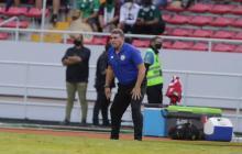 Luis Fernando Suárez reconoce que a Costa Rica le falta profundidad en el ataque