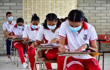 El 95% de los estudiantes presentó las pruebas Saber 11 en el país