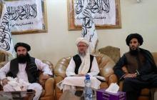 Los talibanes anuncian los miembros clave del Gobierno interino de Afganistán