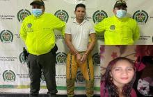 Capturan a hombre que mató a su pareja sentimental a machetazos