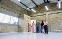 Estrenan aulas en el colegio José Ignacio López en Sincelejo