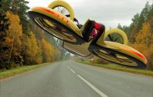 ¿Vehículos del futuro?, la Nasa puso a prueba sus taxis aéreos