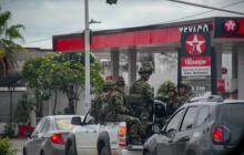 67 capturas y 37 traslados a la UCJ en patrullajes de la Policía y el Ejército