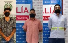 Cárcel para tres hombres por presunto abuso sexual a tres menores de edad