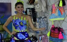 Arte y Tejido lanzó la colección Hilos de tradición