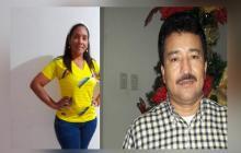 Pistoleros asesinan a pareja de esposos en el centro de Maicao