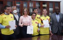 Congreso de Colombia propone que el fútbol colombiano sea patrimonio cultural