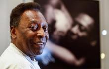"""Pelé asegura que se """"recupera bien"""" tras ser operado de un tumor en el colon"""