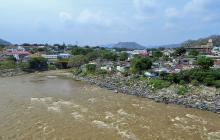 Alerta en Tamalameque por aumento del río Magdalena